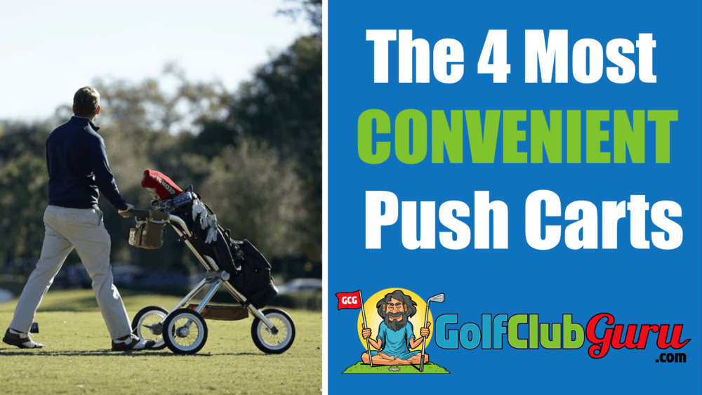 the lightest most convenient push carts 2020