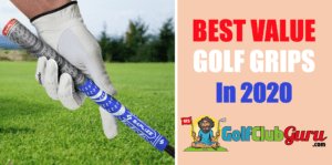 the best golf grips for the money on a budget