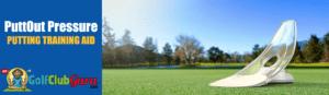 puttout pressure putt training aid most effective best