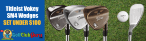 best set of two three wedges 50 58