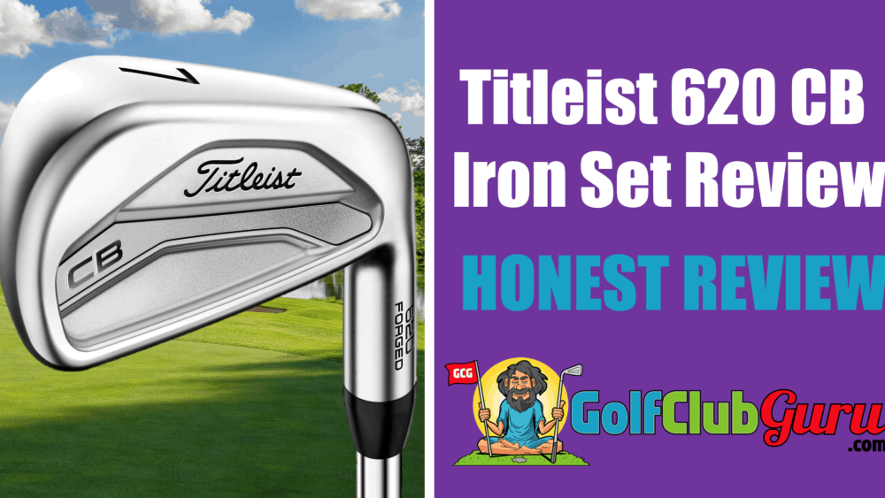 titleist 620 mb vs cb iron set 2020