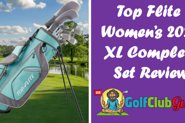 the best complete set of golf clubs for women under $250
