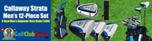 callaway strata golf clubs under $400 complete set beginner guys men