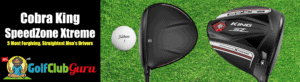 lowest spin super forgiving driver