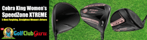 the straightest golf clubs driver for women swing speeds