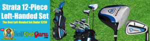 best value golf clubs for left handers for the money bargain