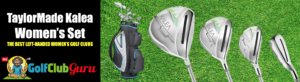 the highest quality left handed golf clubs for women