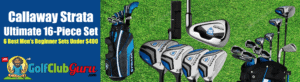 the best first set of golf clubs for men beginners