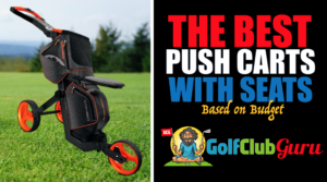 the lightest compact push carts with seat