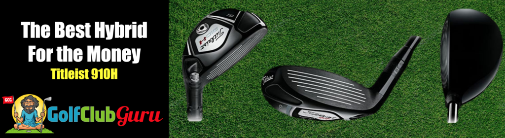 the best value golf hybrid for the money titleist 910h