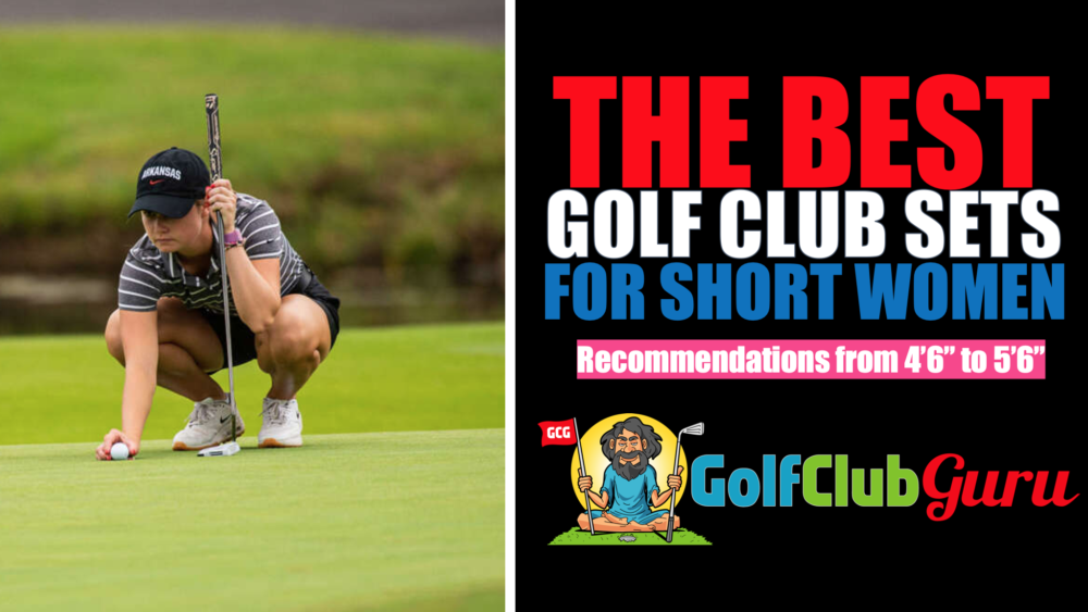 the best petite golf clubs for short women
