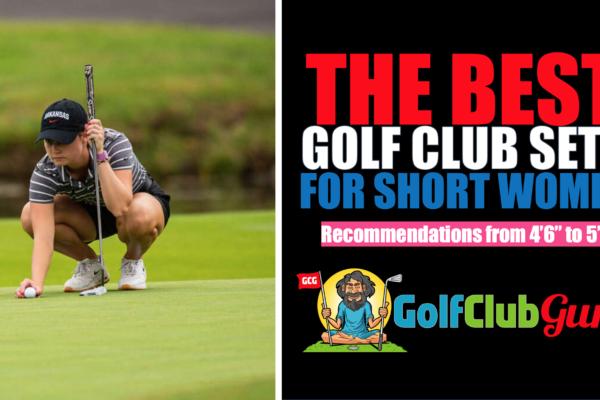 the best petite golf clubs for short women