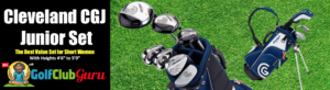 cleveland cgj junior set review pros cons price pictures
