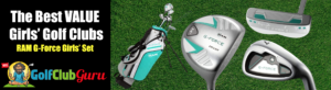 ram g-force girls golf club set review pros cons price pictures