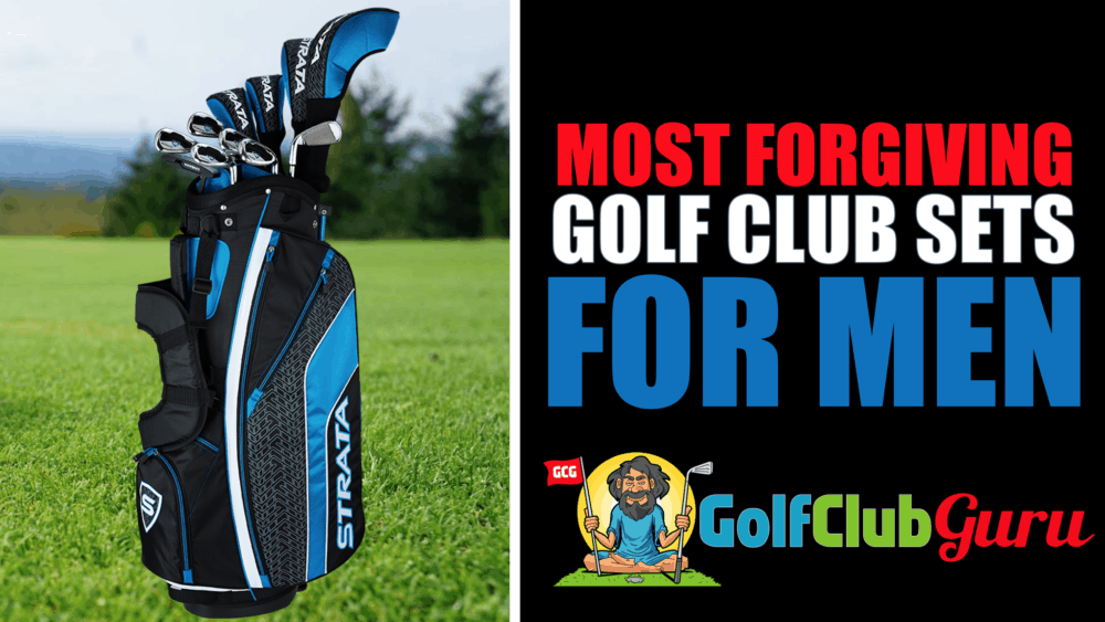 super easy golf clubs to hit for men forgiving high launch
