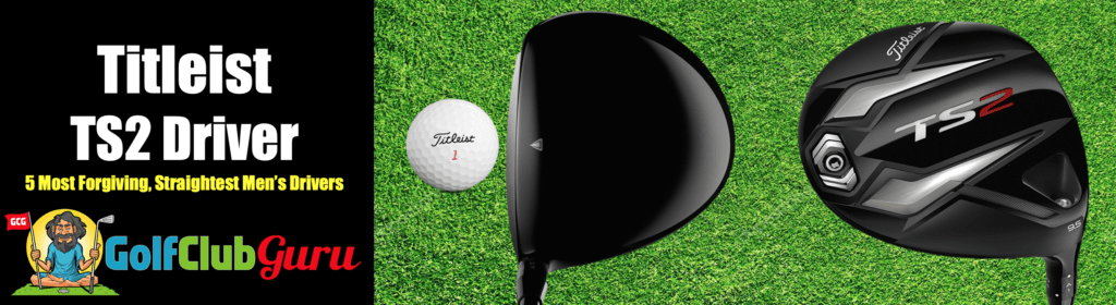 the best Titleist driver for forgiveness and straight