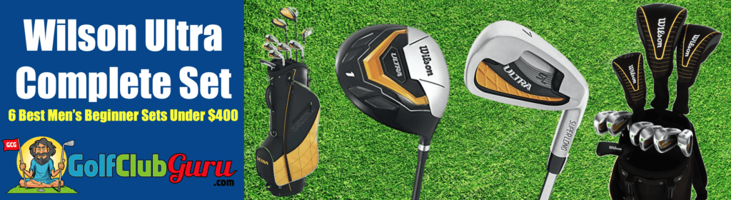 the most forgiving golf clubs for men beginners complete set 2020 2021