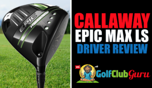 low spin driver callaway epic max ls review