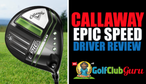 callaway epic speed driver review data