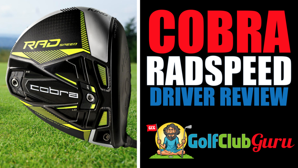 cobra radspeed driver test specs