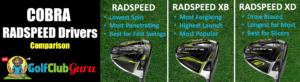 radspeed vs radspeed xb vs xd comparison difference