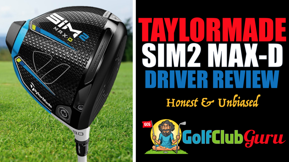 taylormade sim2 max d driver draw best for beginners 2021