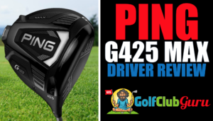 ping g425 honest review driver