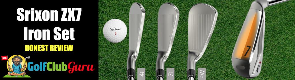golf club iron set review 2021