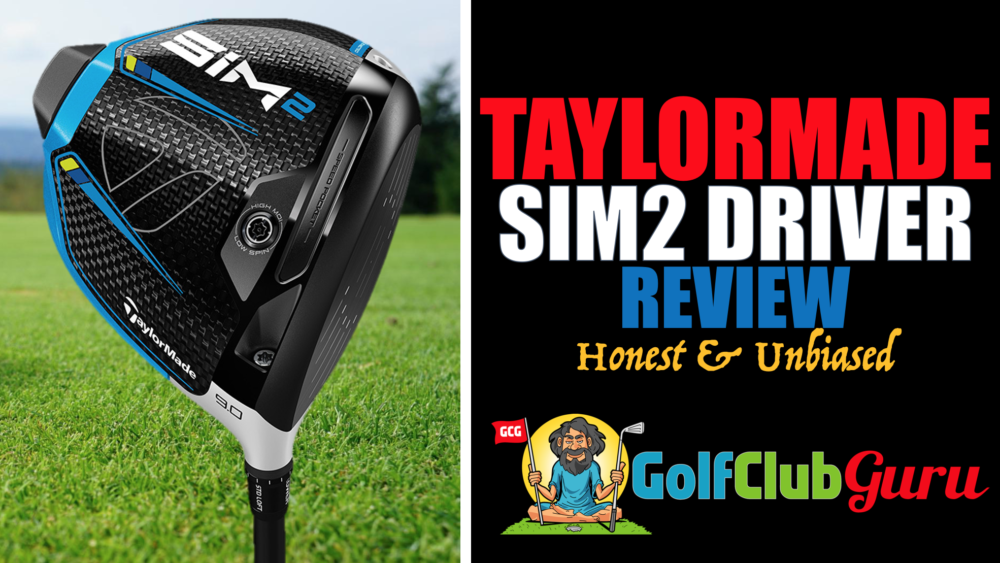 review of taylormade sim2 driver