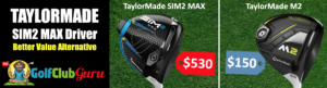 the best value driver $150 $200 taylormade