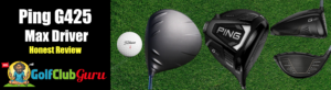 driver with biggest sweetspot easiest to hit