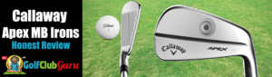 callaway apex mb irons pros cons price pictures specs
