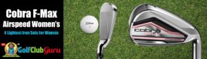 lightest golf clubs for women 2021
