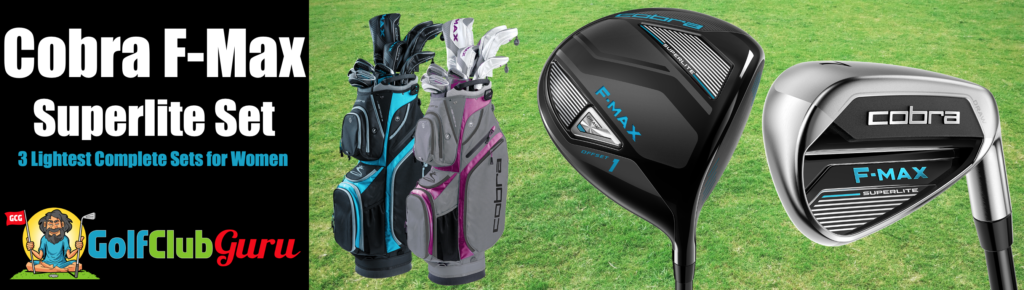 the best value golf club set for women high mid handicaps