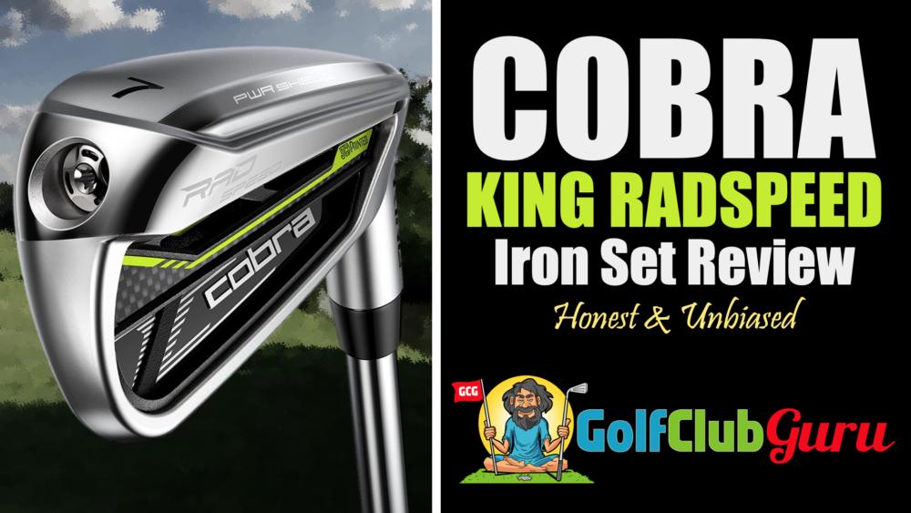 cobra radspeed iron set review 2021