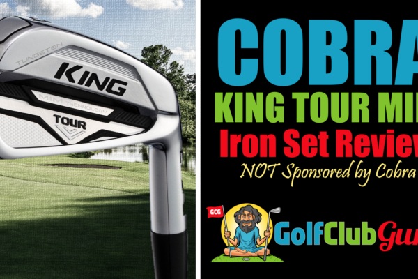review of cobra king tour irons with mim