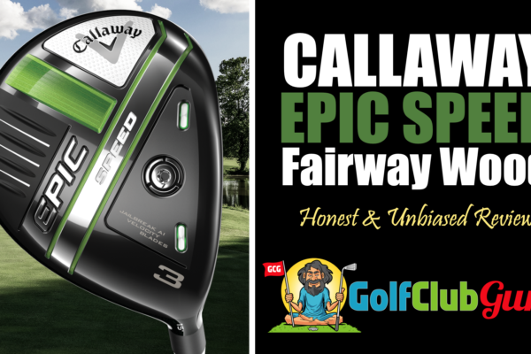callaway epic speed fairway wood review specs test lofts