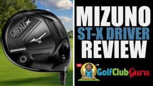 mizuno st-x driver honest unbiased review golfdigest mygolfspy