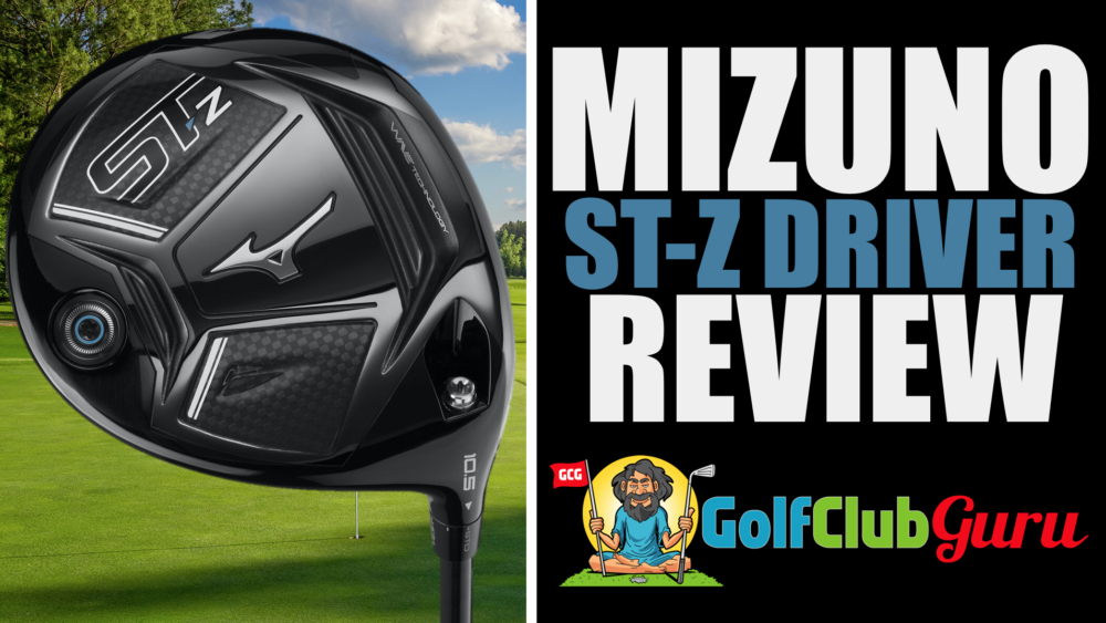 honest review of the mizuno st-z driver