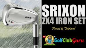 honest review of srixon zx4 iron set 2021