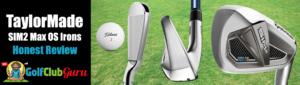 super oversized iron set golf clubs
