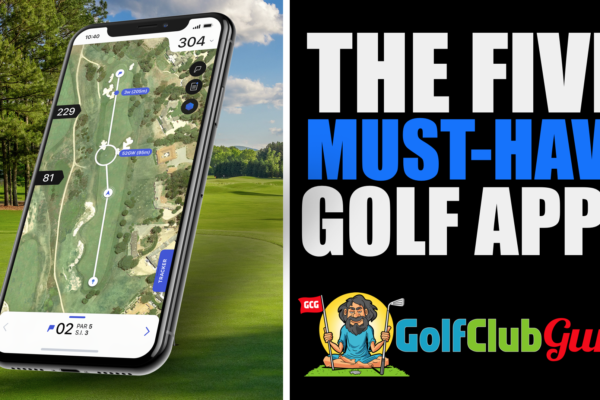the best golf gps tracking apps iphone android