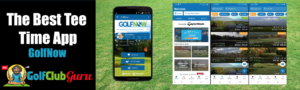 the best tee time app