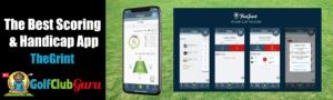 the best handicap tracker golf app the grint thegrint