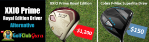 xxio prime royal edition 11 womens driver 2021 review