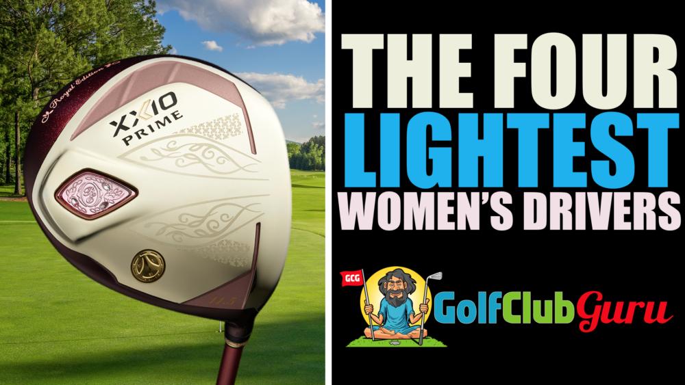 the lightest golf driver for women senior golfers beginners