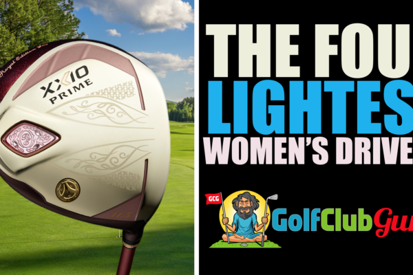 the lightest golf driver for women senior golfers beginners