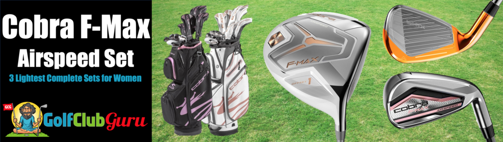 what's the lightest womens golf club set