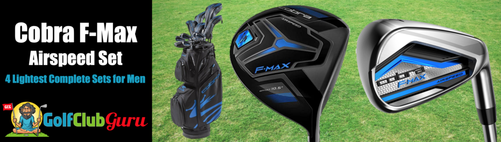 cobra f-max airspeed complete set review pros cons price pictures specs lightweight