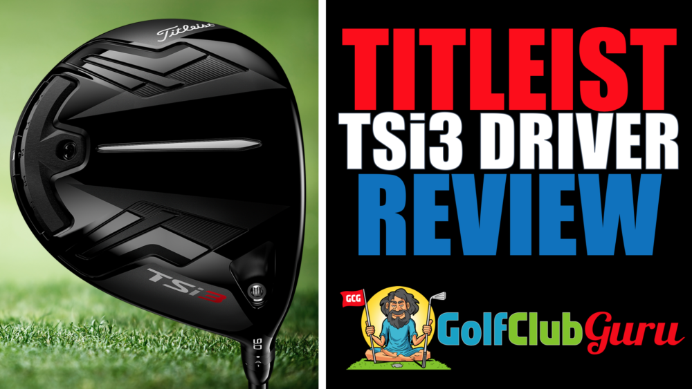 titleist tsi3 driver review specs
